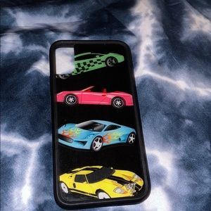 iPhone X/10 Wildflower phone case